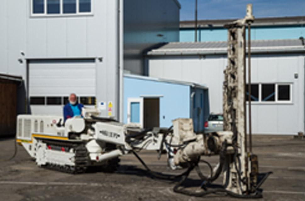 Duvas-uni maden makineleri on makine onmakine çok fonksiyonlu delme makinesi 3