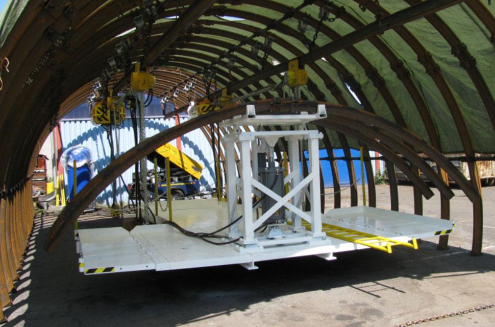 Maden platformu duvas uni onmakine on makine
